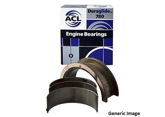 ACL Duraglide Main Bearing Set Fits Ford 302 351 Cleveland Oversized Thrust 5M2109-020 Sparesbox - Image 1