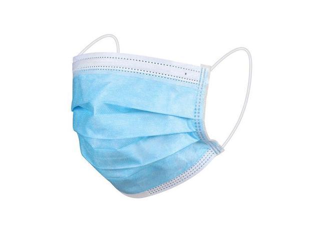 3 Ply Disposable Mask 20Pk Sparesbox - Image 1