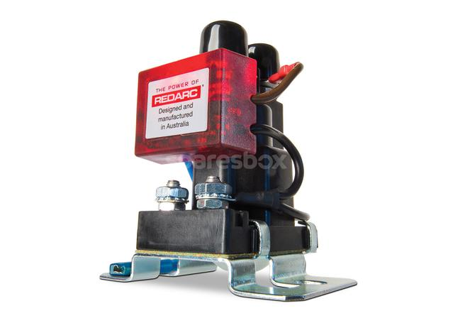 REDARC Battery Isolator BMS Load Disconnect SBI12-BLD Sparesbox - Image 1
